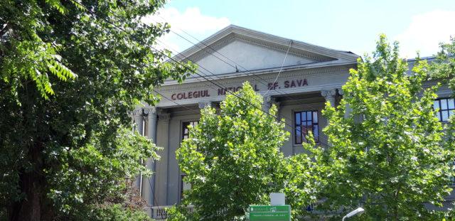 Colegiul National Sf Sava